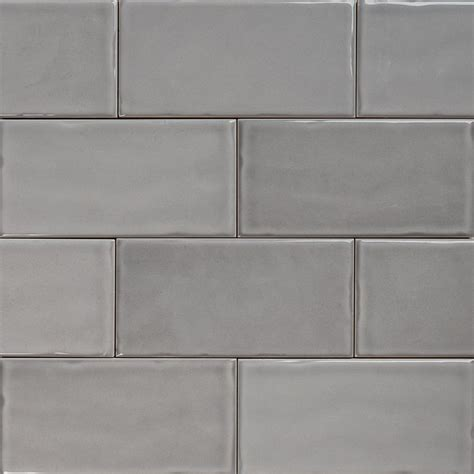 grey subway tile subway pale grey gloss wall tiles 150 215 75 classico textured