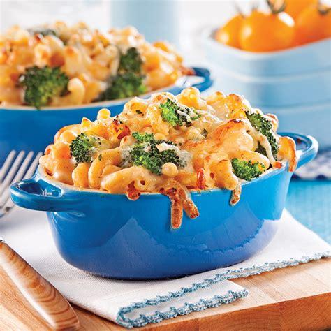 cuisine recettes pratiques cassolettes de macaroni au fromage recettes cuisine et nutrition pratico pratique