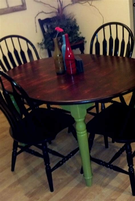17 Best images about Refinishing table on Pinterest