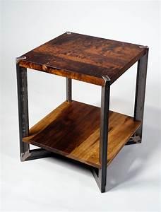 Metal And Woods : trevor thurow furniture design custom furniture and ~ Melissatoandfro.com Idées de Décoration