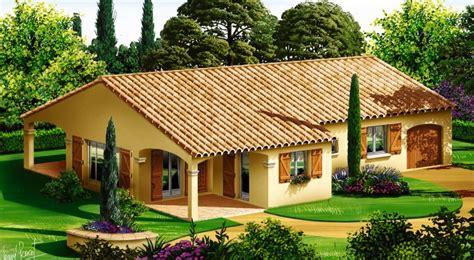 plan maison contemporaine plain pied 4 chambres plans et modèles de maison contemporaine la maison des