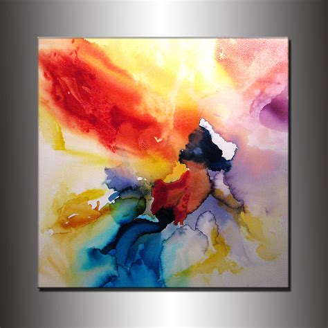 paintings originals for sale original abstract painting modern colorful abstract