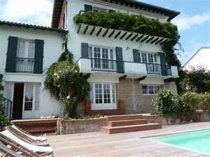 Location Maison Bayonne : ainherak bayonne location de vacances maison avec balcon bayonne 6405432 ~ Nature-et-papiers.com Idées de Décoration