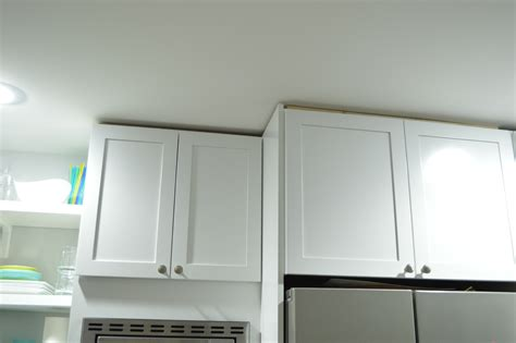 modern kitchen cabinet trim another kitchen project done loving here
