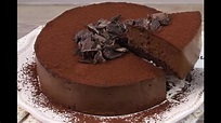 Gâteau Mousse au Chocolat - YouTube
