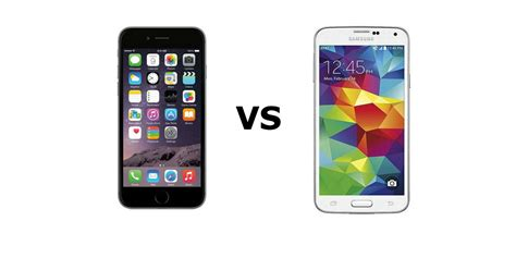 what s better samsung or iphone iphone 6 vs galaxy s5 which is better value it pro