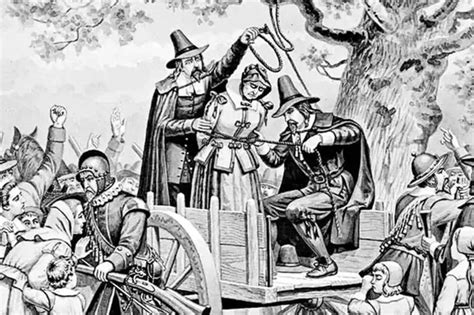 In this 1876 engraving witchcraft at salem village, the central figure of the examination of a witch by tompkins h. What are examples of things that are 'common knowledge ...