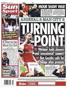 Newspaper Sun Sport (United Kingdom). Newspapers in United ...
