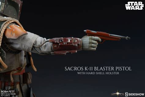 Boba Fett - Sixth Scale Figure by Sideshow Collectibles ...