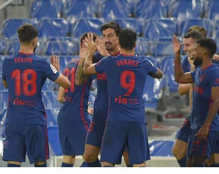 Real Sociedad vs Atletico Madrid HIGHLIGHTS [0-2 ...