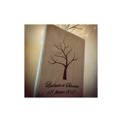 arbre a empreintes sur toile arbre a empreintes brod 233 personnalis 233 sur toile coussin