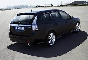 2007 Saab 9-3 Sportcombi - Overview