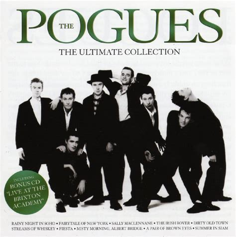 The Pogues  The Ultimate Collection (cd) At Discogs
