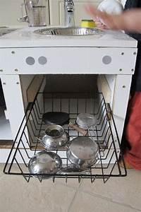Ikea Spielzeug Küche : upcycling kinderk che selber bauen diy recycling sp lmaschine spielk che kinderk che ~ Yasmunasinghe.com Haus und Dekorationen