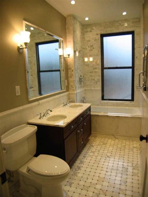 boys bathroom vanity   tub   toilet