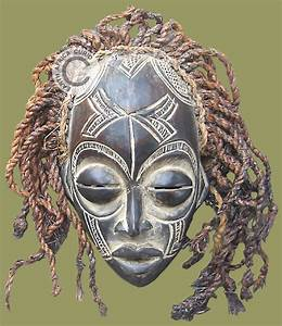 Earth Africa Curio: AFRICAN MASK