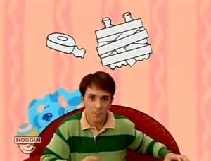 Blue's Clues What Experiment Want to Try