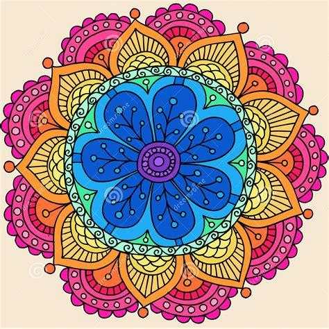 Mandala Images Im 225 Genes Con Mandalas De Colores