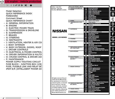 service manuals schematics 2003 nissan sentra electronic toll collection service manual electronic toll collection 2011 nissan altima engine control service manual