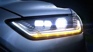 Ford Mondeo - Dynamic Led Headlights  1080p
