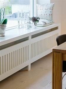 Blumenbank Holz Innen : voyez les meilleurs design de cache radiateur en photos ~ Orissabook.com Haus und Dekorationen