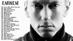 Eminem Greatest Hits Full Album Live Cover 2017 | Best ...