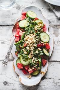 Easy Watermelon Salad
