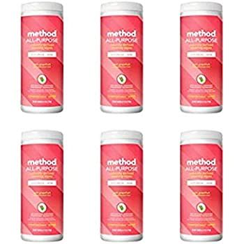 Amazon.com: METHOD Pink Grapefruit All Purpose Cleaning