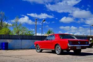 66 Ford Mustang