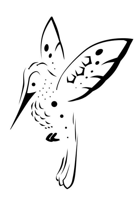 Hummingbird Print by juusan-kika on DeviantArt | Coloring Pages | Hummingbird tattoo, Tattoo