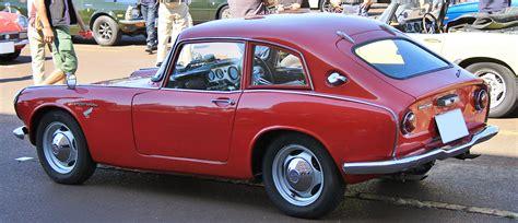 File:1965 Honda S600 Coupe rear.jpg - Wikimedia Commons