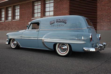 1954 Chevrolet Sedan Delivery Custom 117364