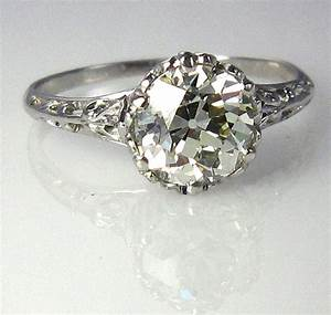 antique 1900s142ct old european round vintage estate With vintage round wedding rings