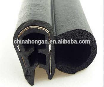 Rubber Seal Car Door Edge Guard Window Sealinggasket