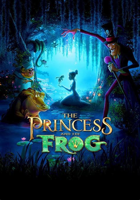 The Princess And The Frog  Movie Fanart Fanarttv