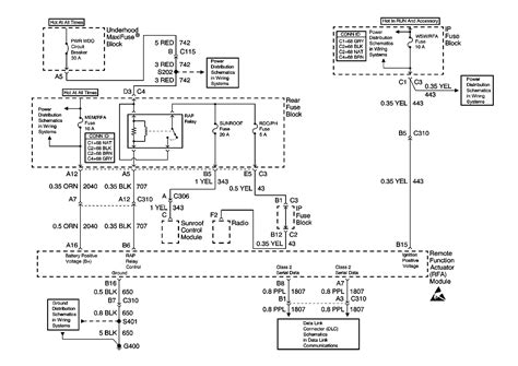 Wiring Diagrams Buick Lesabre Auto Diagram