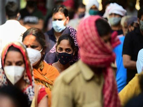 भारत में 43 हजार से ज्यादा नए कोविड मामले, 911 मौतें ...