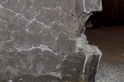 crumbling concrete foundation repair hartford ct