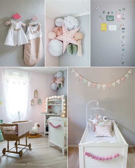 deco design chambre bebe beautiful guirlande decoration chambre bebe photos