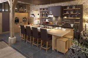 Photo De Cuisine : cuisine contemporaine et design ~ Premium-room.com Idées de Décoration