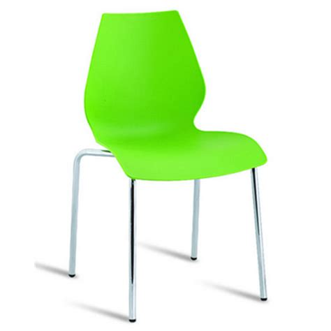 wholesale cheap prices colored plastic chairs with metal