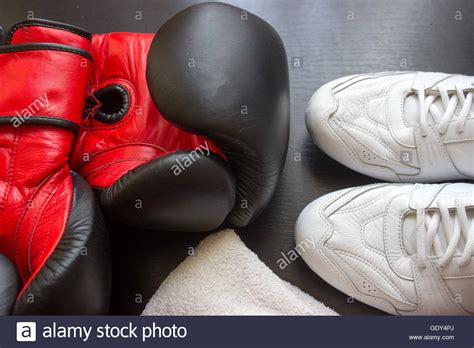 Boxing Shoes Stock Photos & Boxing Shoes Stock Images