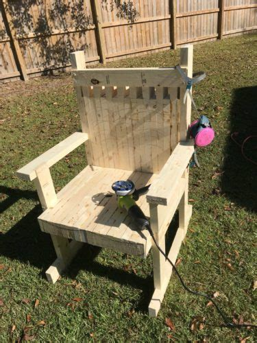 power carving   rocking chair woodworking