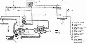 I U0026 39 Ve Replaced The Egr Module On My Suzuki Sidekick  1992