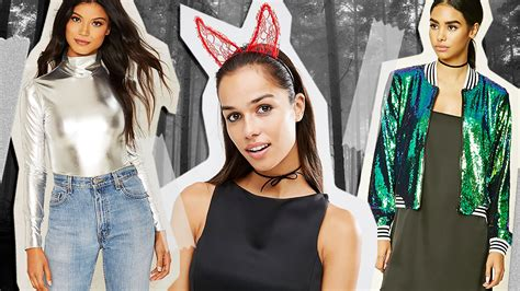 easy halloween outfit ideas stylecaster