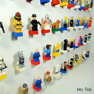 Lego Aufbewahrung Ideen : lego figuren wand die lego figuren meines sohnes sind ihm heilig und trotzdem liegen sie in ~ Orissabook.com Haus und Dekorationen