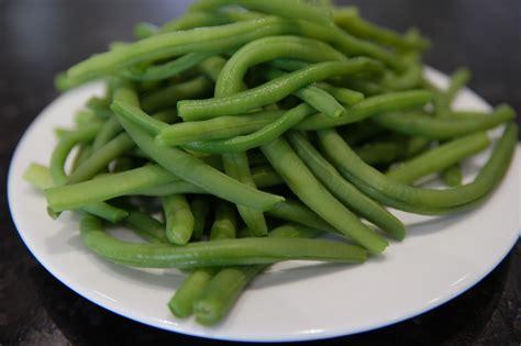 haricots verts cuisin駸 cuisson haricots verts et préparation express