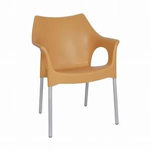 Chaise Plastique Transparent : chaises en plastique perfect chaise plastique en bleu avec pieds bois ensemble de ymgb with ~ Melissatoandfro.com Idées de Décoration