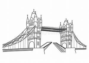 London Bridge Dessin : dessin de pont de tour de londres illustration de vecteur image 81231107 ~ Dode.kayakingforconservation.com Idées de Décoration