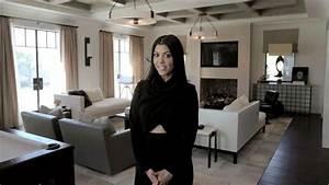 Watch Cover Shoots Inside Kourtney Kardashian's Home for